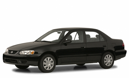 2001 Toyota Corolla Expert Reviews Specs And Photos Cars Com