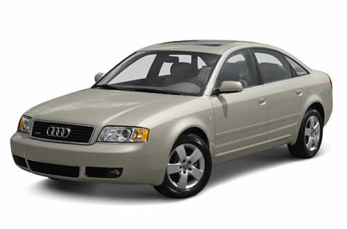 2002 Audi A6