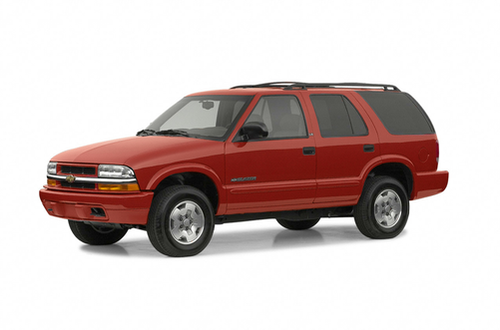 2002 Chevrolet Blazer Expert Reviews Specs And Photos Cars