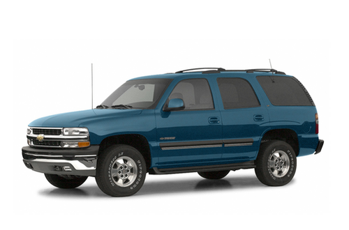 2002 Chevrolet Tahoe Specs Price Mpg Reviews Cars Com