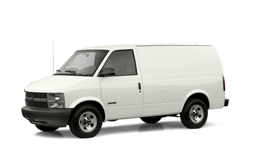 Pair of Driver Passenger Mirrors Chevy Astro Van 2000 2001 2002 2003 2004 2005