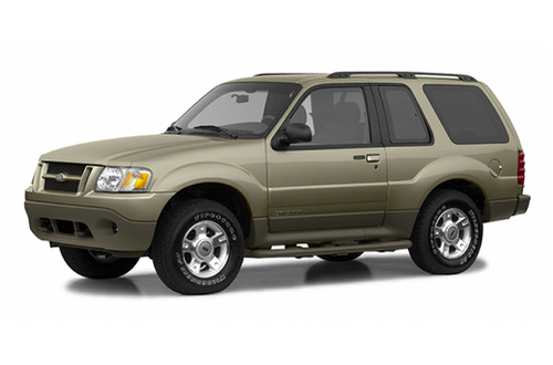2002 Ford Explorer Sport For Every Turn There S Cars Com