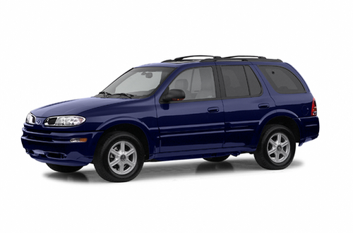 2002 Oldsmobile Bravada Expert Reviews Specs And Photos Carscom