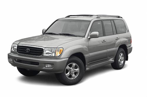 2002 Toyota Land Cruiser