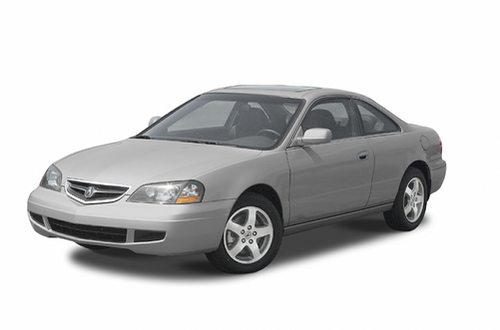 1997–2003 CL Generation, 2003 Acura CL model shown