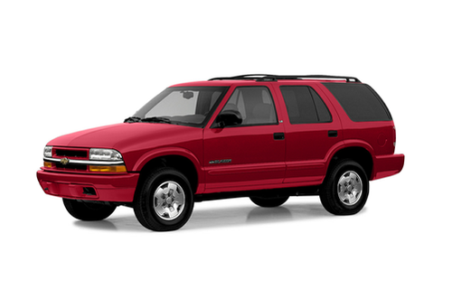 2003 Chevrolet Blazer Expert Reviews Specs And Photos Cars