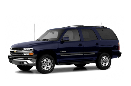 2003 Chevrolet Tahoe Specs Price Mpg Reviews Cars Com