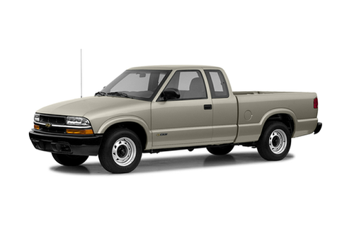 2003 Chevrolet S 10 Specs Price Mpg Reviews Cars Com