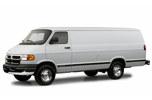 dodge ram van cargo van overview. Black Bedroom Furniture Sets. Home Design Ideas