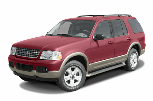 2003 Ford Explorer - For every turn, there's cars com