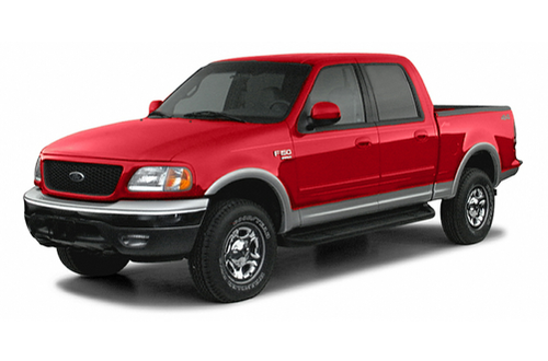 2003 Ford F-150 SuperCrew Specs, Towing Capacity, Payload ...