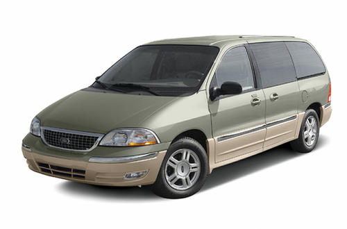 1995–2003 Windstar Generation, 2003 Ford Windstar model shown
