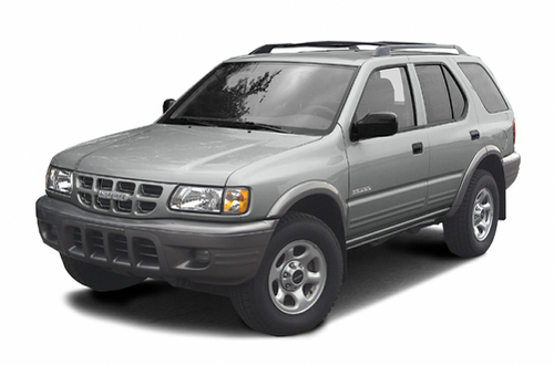 2003 Isuzu Rodeo Consumer Reviews | Cars com
