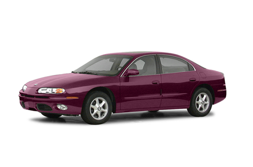 1995–2003 Aurora Generation, 2003 Oldsmobile Aurora model shown