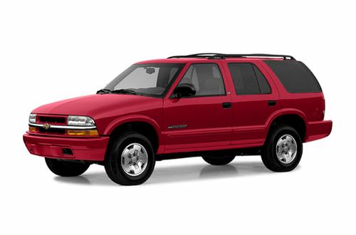 2004 Chevrolet Blazer Expert Reviews Specs And Photos Cars