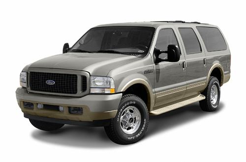 2004 Ford Excursion For Every Turn There S Cars Com