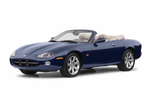jaguar xkr 2004 specifications