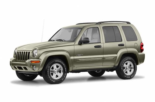 2004 Jeep Liberty Overview Cars