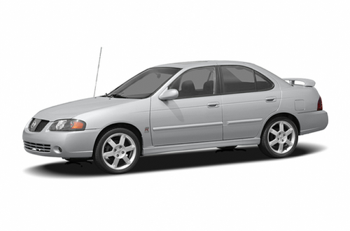 2004 nissan sentra expert reviews, specs and photos | cars