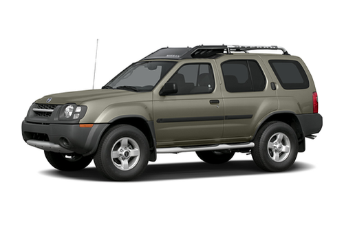 manual de nissan xterra 2003