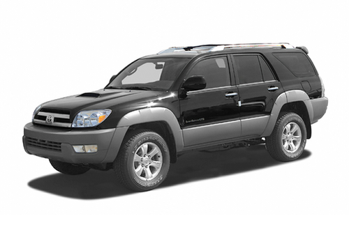 Toyota 4runner 2004 >> 2004 Toyota 4runner Expert Reviews Specs And Photos Cars Com