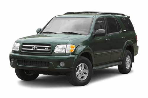 2004 Toyota Sequoia Consumer Reviews Carscom