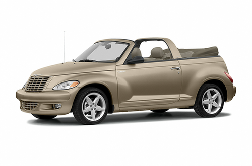 2005 chrysler pt cruiser overview. Black Bedroom Furniture Sets. Home Design Ideas