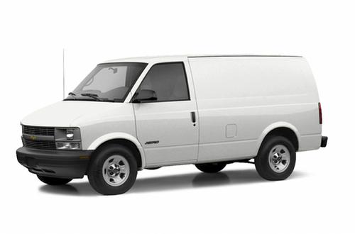 2005 Chevrolet Astro Specs Price Mpg Reviews Cars Com