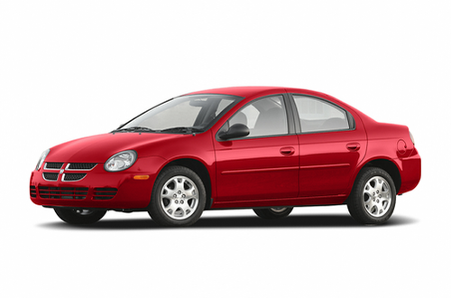 1995–2005 Neon Generation, 2005 Dodge Neon model shown