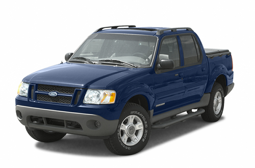 Ford Explorer Pickup >> 2005 Ford Explorer Sport Trac Specs Price Mpg Reviews Cars Com