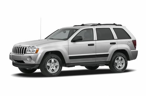 2005 jeep grand cherokee expert reviews, specs and photos | cars