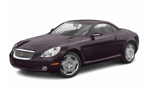 2005 Lexus SC 430 - For every turn, there's cars com