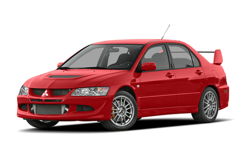 2005 mitsubishi lancer evolution expert reviews, specs and photos