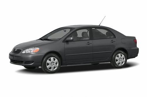 2005 Toyota Corolla Mpg >> 2005 Toyota Corolla Specs Price Mpg Reviews Cars Com
