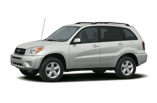 2001–2005 RAV4 Generation, 2005 Toyota RAV4 model shown