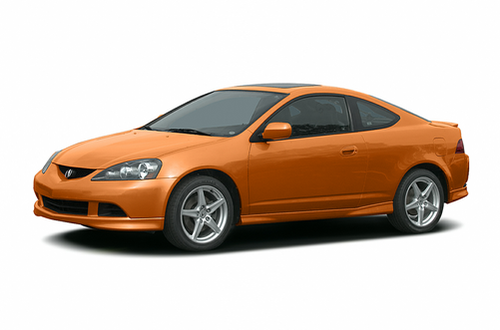 2002–2006 RSX Generation, 2006 Acura RSX model shown