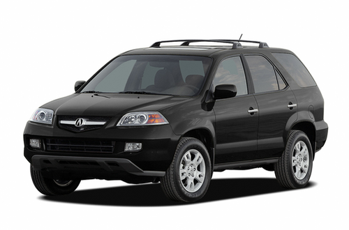 2006 Acura Mdx Overview Cars Com