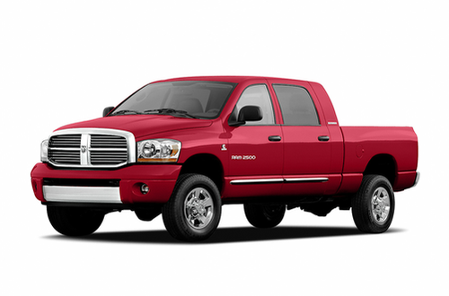 2006 dodge ram 2500 expert reviews specs and photos. Black Bedroom Furniture Sets. Home Design Ideas