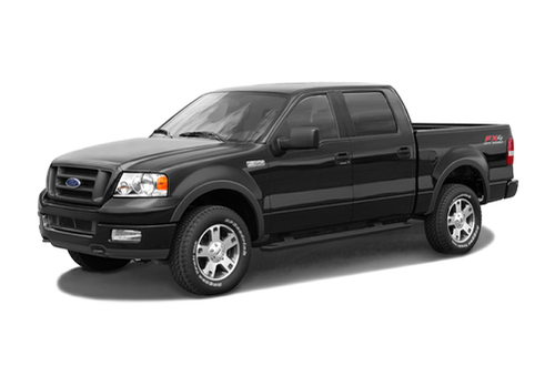 2006 Ford F 150 Specs Price Mpg Reviews Carscom