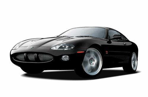 1997–2007 XK8 Generation, 2007 Jaguar XK8 model shown
