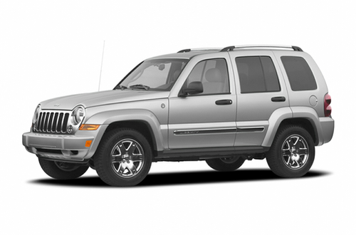 2006 Jeep Liberty Overview Cars