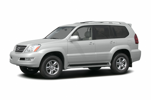 2006 Lexus GX 470 - For every turn, there's cars com