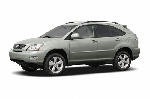2004–2006 RX 330 Generation, 2006 Lexus RX 330 model shown