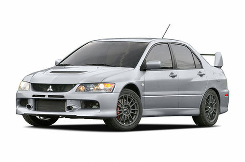 2006 mitsubishi lancer evolution expert reviews, specs and photos