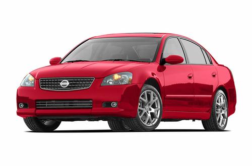 2002–2006 Altima Generation, 2006 Nissan Altima model shown