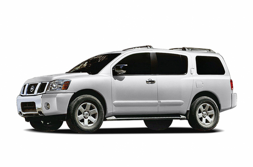 2006 nissan armada expert reviews specs and photos. Black Bedroom Furniture Sets. Home Design Ideas
