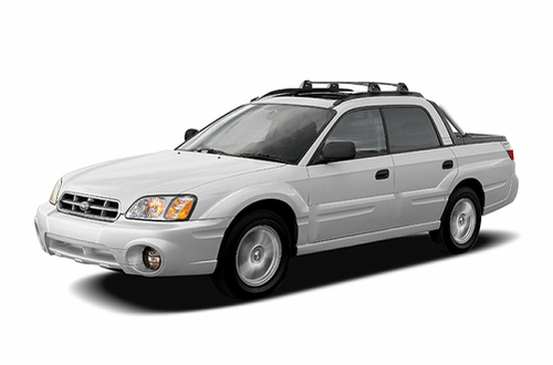 2006 Subaru Baja - For every turn, there's cars com