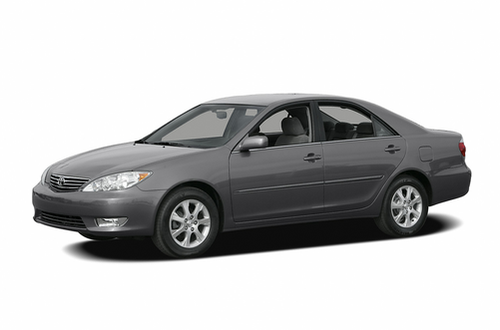 2002–2006 Camry Generation, 2006 Toyota Camry model shown