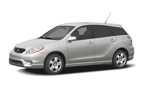2006 Toyota Matrix Overview Cars Com