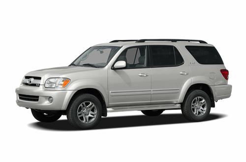 2006 toyota sequoia expert reviews specs and photos. Black Bedroom Furniture Sets. Home Design Ideas